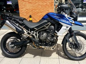 New TIGER 800 XCX 18/19