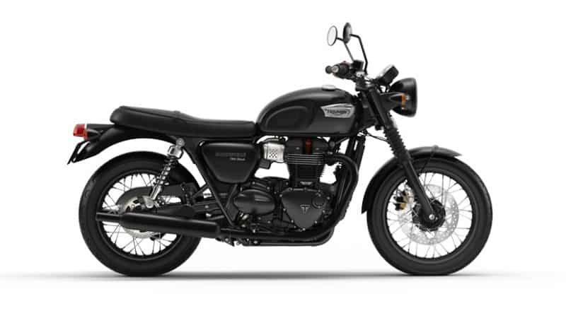 Motocicleta Bonneville T100