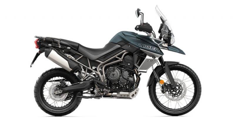 Moto Triumph Tger 800 XCa
