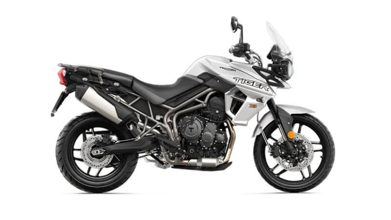 Moto Triumph Tiger 800 XR